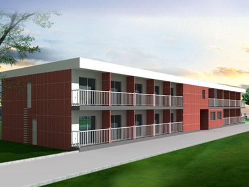 Dormitory 40 Rooms